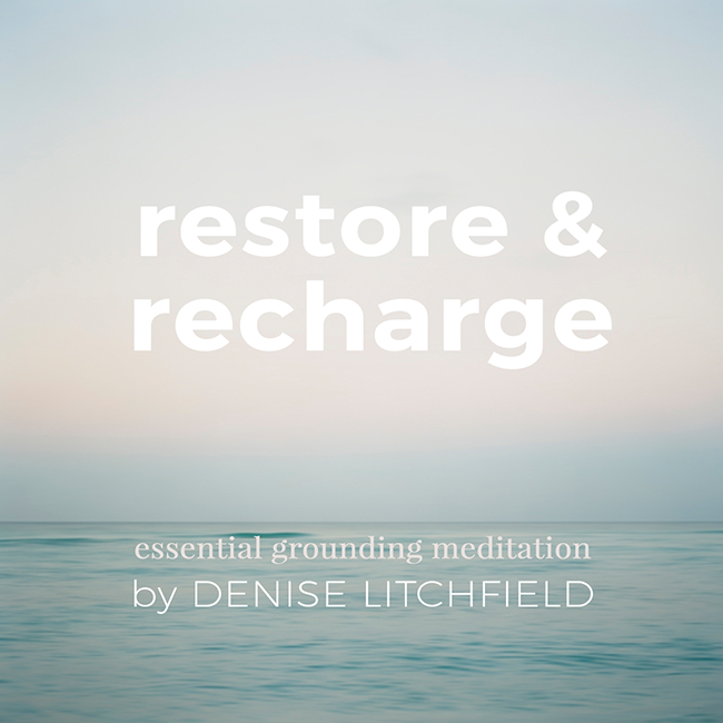 Restore and Recharge