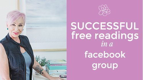 Successful Free Readings in a Facebook Group